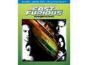 The Fast and the Furious [Includes Digital Copy] [Ultraviolet] [Blu-Ray] 9SIAA763US6092