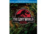 The Lost World: Jurassic Park [2 Discs] [Blu-Ray/Dvd] 9SIA17P3RD5549