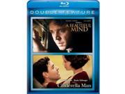 A Beautiful Mind/Cinderella Man [2 Discs] [Blu-Ray] 9SIAA763US4461