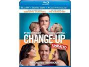 The Change-Up [Includes Digital Copy] [Ultraviolet] [Blu-Ray] 9SIA17P3RP8922