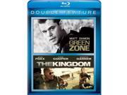 Green Zone/the Kingdom Format: Blu-Ray Rating: R Genre: Action / Adventure Release Date: 2013-06-04 Studio: Universal Studios