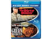 The Dirty Dozen/Green Berets [Blu-Ray] 9SIA17P3ES7720