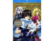 The Legend of the Legendary Heroes: Part 2 [4 Discs] [Blu-Ray/Dvd] 9SIAA763US6119