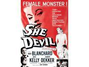She Devil (1957) 9SIAA765832243