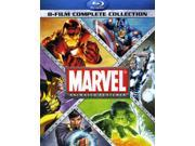 Marvel Animated Features 8-Film Complete Collectio 9SIAA763UZ5166