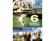 6-Movie Family Pack, Vol. 3