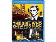 The Girl Who Knew Too Much [Blu-Ray] 9SIV19771F0940