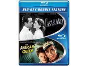 Casablanca/African Queen Format: Blu-Ray Rating: Not Rated Genre: Drama Release Date: 2013-03-12 Studio: WARNER STUDIOS