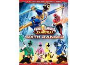 Power Rangers Samurai, Vol. 4: the Sixth Ranger 9SIAA763XC4542