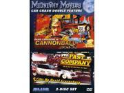 Midnight Movies: Car Crash Double Feature [2 Discs] 9SIAA763XA4282
