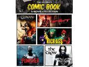 The Ultimate Comic Book 5-Movie Collection [3 Discs] [Blu-Ray] 9SIAA763UT2004
