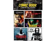 The Ultimate Comic Book 5-Movie Collection [5 Discs] 9SIAA763XS5122