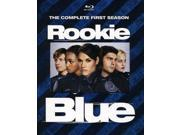 Rookie Blue: the Complete First Season [4 Discs] 9SIAA763UT1007