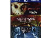 Friday the 13th/Nightmare on Elm Street/Freddy vs. 9SIAA763US5404