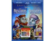 Rescuers/Rescuers Down Under