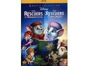 The Rescuers: 35th Anniversary Edition/the Rescuers Down Under [2 Discs] 9SIA0ZX0YS6934