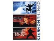 Rage of Honor/American Ninja/Revenge of the Ninja 9SIAA763XC3129