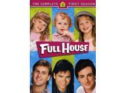 Full House: the Complete First Season [4 Discs] 9SIA0ZX0YS6731