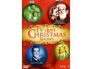 TV's Lost Christmas Shows Collection, Vol. 1 [2 Discs] 9SIAA765867047