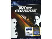 The Fast and the Furious [Universal 100th Anniversary] [2 Discs] [Includes Digital Copy] [Blu-Ray/Dvd] 9SIA20S6JR0989