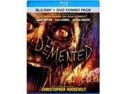 The Demented [2 Discs] [Blu-Ray/Dvd] 9SIAA763US8517