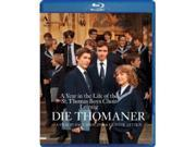 Die Thomaner: a Year in the Life of the st. Thomas Boys Choir Leipzig [Blu-Ray]