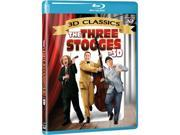 The Three Stooges in 3D [3D] [Blu-Ray]