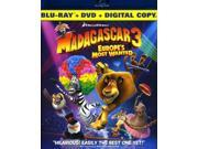 Madagascar 3: Europe's Most Wanted 9SIAA765802316