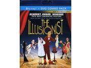 Illusionist The (Blu-Ray+DVD) 9SIAB686RJ2501