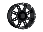 Pro Comp Alloy 7031-7970 Xtreme Alloys Series 7031 Black Finish&#59; Size 17x9&#59; Bolt Pattern 8x170mm&#59; Back Space 4.75 in.&#59;