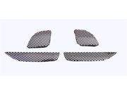Street Scene Speed Grille Inserts Main Grille