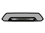 Rigid Industries 40552 LED Grille Insert Fits 12-13 Tacoma