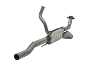 Flowmaster 2030005 Direct Fit Catalytic Converter