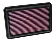 K&N Filters 33-5016 Air Filter 14 Rogue Rogue Select 9SIA7J03FK1657
