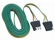 Tow Ready 118636 4-Flat Plug Loop, 24 Ft. Long Includes 4 Wire Taps, 3.98 x 2.88 x 8.88 in.