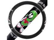 Warner Brothers Marvin The Martian Design Steering Wheel Cover