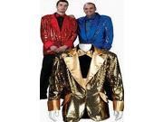 Deluxe Sequined Master of Ceremonies Costume- Theatrical Quality