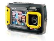 20MP Waterproof ACQUA 8800 UnderWater Digital Camera Video recorder ( Yellow ) By SVP