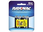 Rayovac 9V Alkaline Battery