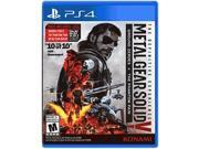 METAL GEAR SOLID V PlayStation 4