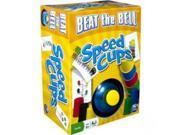 Spin Master Beat The Bell Speed Cups Game - Fun and Simple Color Matching Cup Stacking Game - Blue Red Green Yellow Black - Who Will Correctly Rearrange Them Fi 9SIV0W857A1618
