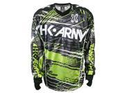 HK Army Hardline Jersey - 2015 - Electric - Small