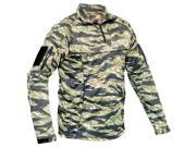 Valken Tango Combat Shirt - Tiger Stripe - Medium