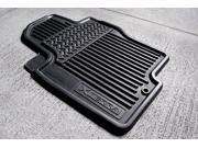 2010-2013 Nissan Xterra All-Season Floor Mats (Rubber / 3-Piece / Black)
