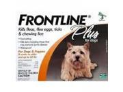 Frontline Plus For Small Dogs 0-10 Kg (3 Pack)