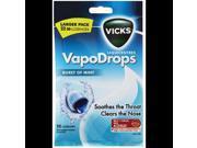 Vicks Vapodrops Liquicentres 22 Drops