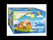 Huggies Nappies Infant Boy 4 8kg Jumbo 96