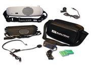 AmpliVox S207 BeltBlaster Pro – Rechargeable Waistband Amplifier PA system