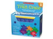 Trait Crate, Grade 3, Seven Books, Posters, Folders, Transparencies, Stickers