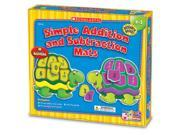 Addition and Subtraction Mats Kit, Grades K-2